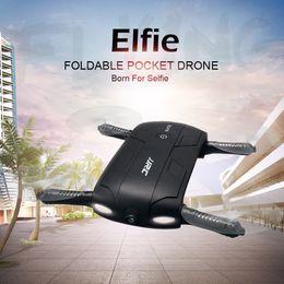 Wholesale vs models - JJRC H37 RC Drone Elfie Pocket Gyro WIFI FPV Quadcopter Selfie Dron Foldable Headless Mini Drones with HD Camera VS JJRC H36 H31