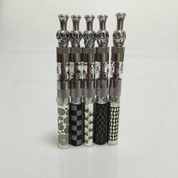 Wholesale Ego X6 Kits Ce4 - E Cigarette skulls battery skull atomizer kit update ego t ego k ce4 v2 x6 electronic cigarettes