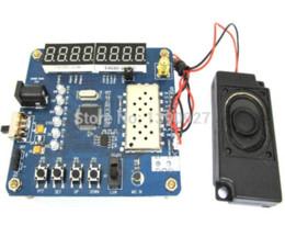 Wholesale Demo Lenses - 1 pair Demo board for walkie talkie module SA818-V 134~174MHZ demo lens board circuit board circuit
