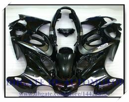 Katana fairing kit schwarz online-ABS hochwertiges brandneues Verkleidungsset 100% passend für Suzuki GSX600F / 750F 2003-2006 2004 2005 Katana GSX 600F 03-06 Katana # GC632 SCHWARZ
