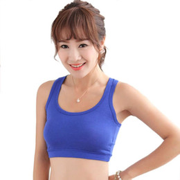 03279127bc7 wrapped sports bra Coupons - Wholesale-Women Athletic Sport Stretch Tops  Vest Strap Chest Wrap