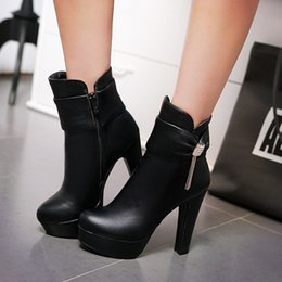 Wholesale Winter Sexy Cloth - United States sexy short boots Ladies fashion short boots Autumn and winter ladies favorite boots Manufacturers selling Quality assurance Ex