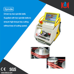 Wholesale Key Cutting Machines For Sale - Hot sale laser key cutting machines SEC-E9 used for all cars whosale price with three clamps fast shipping and free upgrade with CE approved