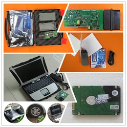 Wholesale Software Vas - vas 5054a diagnostic interface tool with pc cf-19 software installed well in laptop full clip with oki Russian Netherlands ect