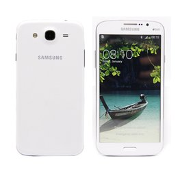 Wholesale Smart Phone Accessories Wholesale - Samsung Galaxy Mega 5.8 I9152 Smart Phone Unlocked Cellphone Android Dual Core 8G ROM 8MP Camera Refurbished Original Mobile Smartphone