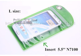 Wholesale Card Packing Phone Cases - 300pcs Large size Cell phone bags Clear Self Adhesive Seal Plastic Packing Bag Retail Packaging Box for Cell Phone Case ,Free DHL Fedex
