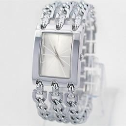 Wholesale Elegant Stainless Steel - 2017 Luxury Brand New Elegant Watch For Women Free Shipping Brilliant Shine Stylish Designer Bracelet Wristwatches Lady Clock drop shipping