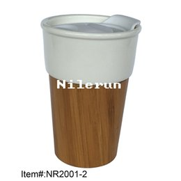Wholesale Cars Clay - bamboo ceramic auto cup car cup coffee cup