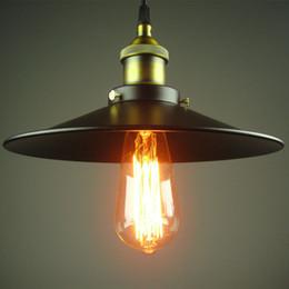 Wholesale Vintage Industrial Design - Minimalistic Edison Chandelier Industrial Lamps Vintage Chandelier Lampe Design Lamparas De Techo Colgante Pendant Light Metal Lamp Loft