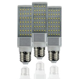 Wholesale E27 9w Corn - E27 G24 5W 7W 9W 11W 13W 15W 110V 220V Horizontal Plug lamp SMD2835 Bombillas LED PL Corn Bulb Spot light Lighting