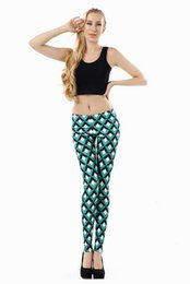Wholesale Women Slim Lift Pants - women fashion leggings, ladies tightings,skinny printed pants, popular Europe-American patterns lift ass up and make legs slimmer