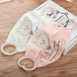 Wholesale Kawaii Mask - 2016 New Fashion Cute Kawaii Bear Soft Cotton Face Mask for Girl Winter Keep Warm Dust Proof Warmer Kpop Mouth Mask Respirator