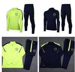 Wholesale America Suit Jacket - thai quality 2016 2017 Mexico Club America chandal survetement 16 17 O.PERALTA P.AGUILAR R.SAMBUEZA Tracksuits jersey training suit Jacket