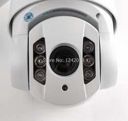 Wholesale Security Camera Outdoor Housings - New Security Camera 2.0MP 1080P Waterproof HDCVI IR 70M CVI PTZ Dome Camera 10X Optical Zoom,Metal Housing,Vandal-proof,Outdoor