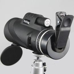 Wholesale Field Professional - High Quality 40x60 Powerful Binoculars Zoom Binocular Field Glasses Great Handheld Telescopes Military HD Professional Hunting