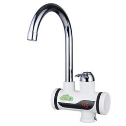 Canada BD3000W-1, livraison gratuite, robinet d'eau chaude instantané à affichage numérique, robinet électrique sans réservoir, chauffe-eau de robinet de cuisine Offre
