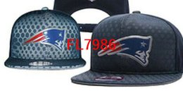 Wholesale Snapback Plastics - wholesale price Patriots Hats cap Adjustable Snapback Hat Baseball Caps Adult Acceap Mix Order