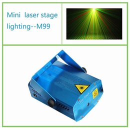 Wholesale Lighted Dance Floor Home - Hot Sale!Mini Laser Stage Llighting Effects Led Holiday Sale 150mW Mini Green&Red Laser DJ Party LED Laser Stage Lighting Disco Dance Floor