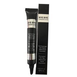 Bb superior on-line-2017 NOVA Chegada Maquiagem BB cream Eye Concealer Longwear Nutritivo À Prova D 'Água Fundação BB cream Frete Grátis top quality