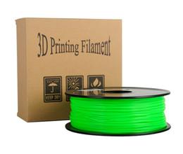 Wholesale Abs 1kg - Many colors 1.75mm 1kg 3d printer filament abs pla 3d printer filament for FDM   Reprap   DIY   3d