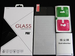 Wholesale Glass Screen For Cell Phone - Screen Protectors Cell Phone 0.26mm Tempered Glass film Anti-Scratch shatterproof Explosion-proof Protector For iphone 6 6 plus