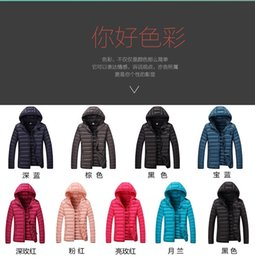 Wholesale Long Down Coat For Men - free shipping 2016-17 new arrival winter clothes down jacket baseball coat AD &NK cotton jackets naike hoodies down coat for man and woman