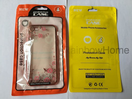 Wholesale Pvc Box Package - Zip lock Retail Package Boxes OPP PP PVC Poly Bag for iPhone 8 7 6 Plus Samsung S8 Phone Case Leather Case Cover