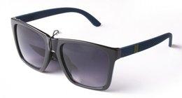 Wholesale Flat Top Retro Sunglasses - New Fashion Square Sunglasses Women Retro Brand Designer Sun Glasses for Women Flat Top Oversized Sunglasses UV400 Oculos