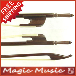 Wholesale Viola Bows - Wholesale- Free Shipping! African Blackwood Baroque Viola Bow with Long Screw, Balanced Tone & Quick Response Wholesale