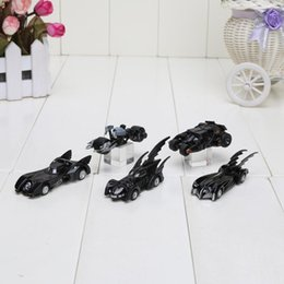 Wholesale Tomica Wholesalers - Tomy Tomica Limited Batman Batmobile Collection Set of 5 Vehicles free shipping 1206#06
