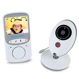 Al por mayor-Wireless Video Baby Monitor de 2,4 pulgadas Color de la cámara de seguridad LCD Display Night Night Lullaby inalámbrica desde fabricantes