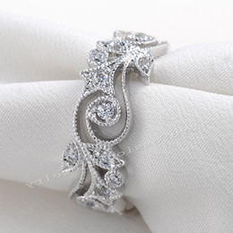 Wholesale Gemstone Jewelry 925 - Victoria Wieck Brand New Vintage Jewelry 925 Sterling Silver Simulated Diamond Gemstones Wedding Engagement Party Band Flower Rings Size5-11