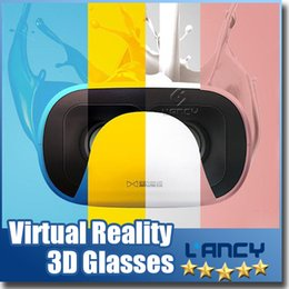 Wholesale Android D - Professional Baofeng strom Brand VR BOX Virtual Reality 3D Glasses small-D forIOS & Android with Bluetooth Controller