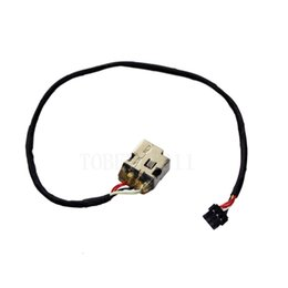 Wholesale Dc Power Jack Series - DC POWER JACK HARNESS CABLE FOR HP Spectre XT 15-4000 Series P N: 691478-SD1