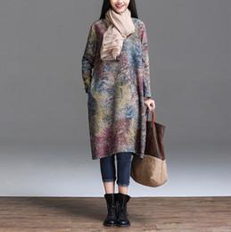 vestito di lana della donna più il formato Sconti 2016 Autunno Inverno  nuova moda donna abbigliamento 977d7ee8019