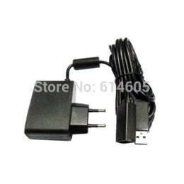 Wholesale Adapter Ac Power Cord Cable - EU AC Power Supply Cable Cord Adapter for Microsoft Xbox 360 Kinect Sensor Camera cable tv adapter