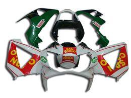 Wholesale Cbr Green - 100% Brand New Free Gifts Fairings for HONDA CBR929RR 2000 2001 CBR929 00 01 CBR 929RR 2000-2001 CBR900RR ABS Plastic Injection Mold