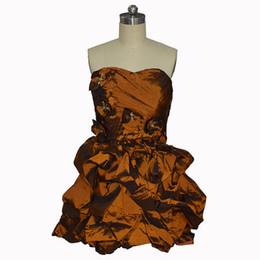 Canada Vinoprom robe de bal réel photo taffetas mini-longueur robes formelles soirée porter cocktail retour robes de soirée 2018 Offre