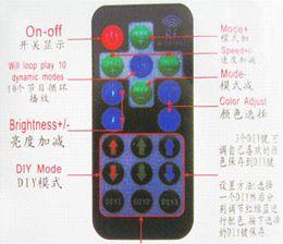 dmx 512 decoder rgb Sconti 1 pz rf senza fili 6A 3 canali funzione FAI DA TE dc12v 24 v rgb mini led telecomando per controllare rgb led strisce di illuminazione