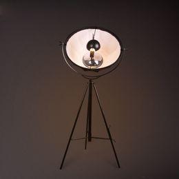 Wholesale Simple Touch - LOFT Vintage Industrial Coffee House Northern Europe Art Living Room Bedroom Simple Creative Tripod Floor Lamp