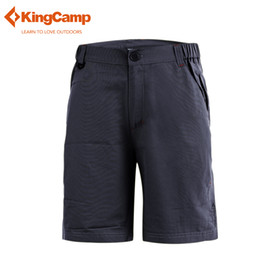 Wholesale Quick Comfort - Wholesale-KingCamp Outdoor Comfort Breathable Leisure Men's Perfect Short With Multi-pockets Quick-drying and tear-resistance short
