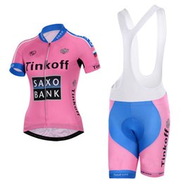 Wholesale Saxo Bank Clothes - SAXO bank Pro team Cycling Jersey Bicycle Cycling Clothing  Cycling Clothes Wear Ropa Ciclismo Sportswear Mans Racing Mountain Bike