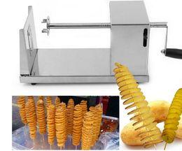 Wholesale Tornado Potato Cutters - Hotsale tornado potato cutter machine spiral cutting machine chips machine Kitchen Accessories Cooking Tools Chopper Potato Chip