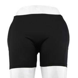 Wholesale Enhance Panties - Wholesale-Sexy Women Sponge Padded Panties Shapewear Butt Hip Enhance Underwear Knickers L Hot Selling