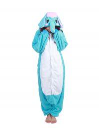 carnival costume designs UK - New Design Pyjamas Adult Animal Onesie Lovely Elephant Pajamas Sleepsuit For Unisex
