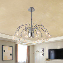Meteor led chandelier canada best selling meteor led chandelier meteor led chandelier canada post modern led meteor shower pendant lamp chandeliers new design aloadofball Image collections