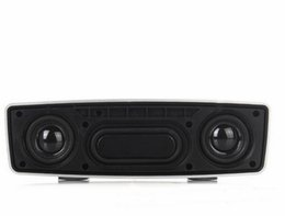 Wholesale Sound Box Wireless Bluetooth Speaker - Portable Bluetooth Speaker Sound like mini Wireless Speakers Super Stereo Subwoofers loudspeakers caixa de som TF USB Sounds Box