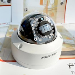 Wholesale Dome Camera Indoor Outdoor - Hikvision DS-2CD2135F-IS 3MP Outdoor Mini Dome Poe HD Network Security IP Camera