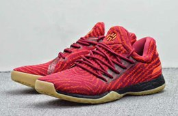 Wholesale Night Life - 2018 Superstar James Harden LS Life Style Sweet Life Night Life Pink Black Men Basketball Shoes Sneakers Fashion Basket Ball Shoe Sport Trai