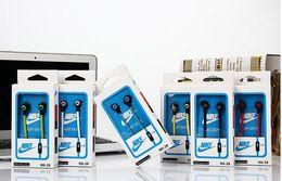 Wholesale Earphones Retail Packaging - 3.5 MM earphones In ear Universal headphones for iPhone i6s Plus Samsung s7 edge Xiaomi M4 Huawei p8 headset with Retail packaging